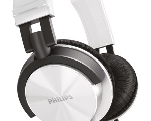 The Philips Headphones SHL3000WT/00